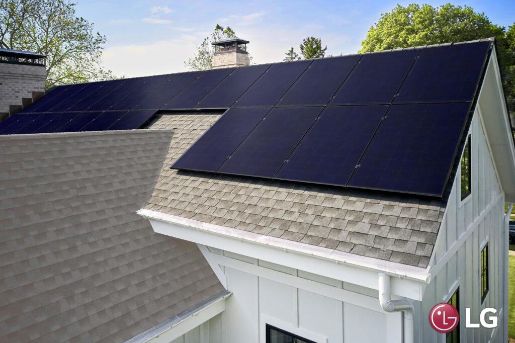 LG Neon 2 Panel by Solar Power Pros