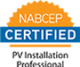 NABCEP Certified PV Installation Professionals